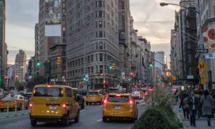 Picture Of The Day: Flatiron Street. Hope In The Big City