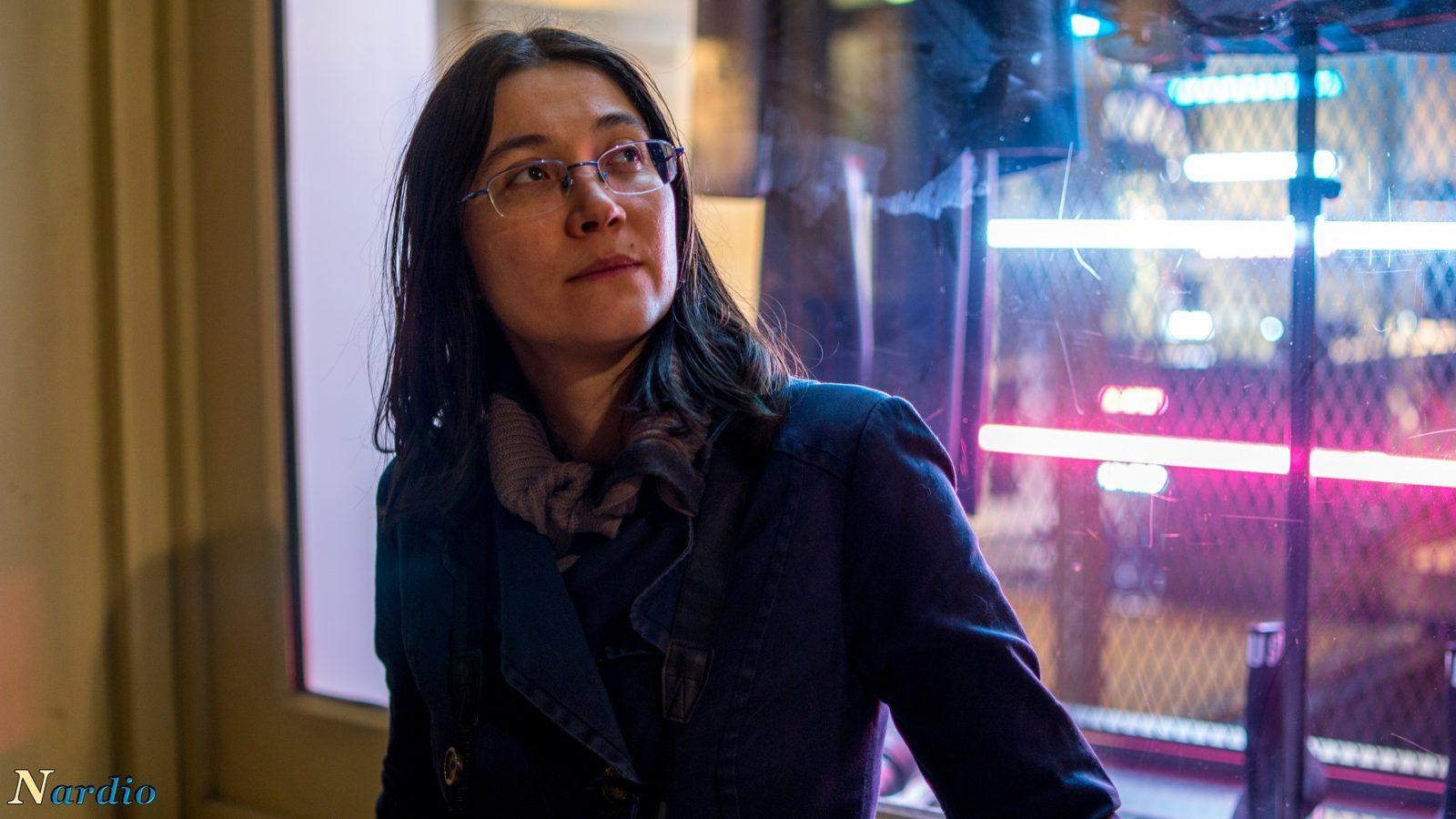 Jasmine Greene, Nardio