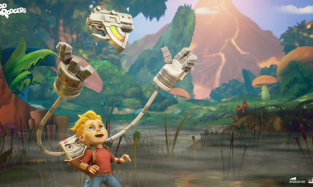 Rad Rodgers rushes to Xbox One and PlayStation 4