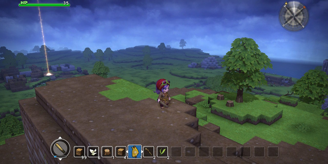 Dragon Quest Builders Switch Preview
