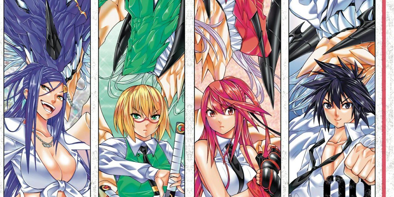 Dragons Rioting Vol. 9 Review