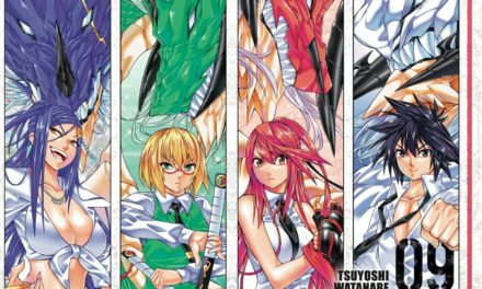 Dragons Rioting Vol. 9 Review