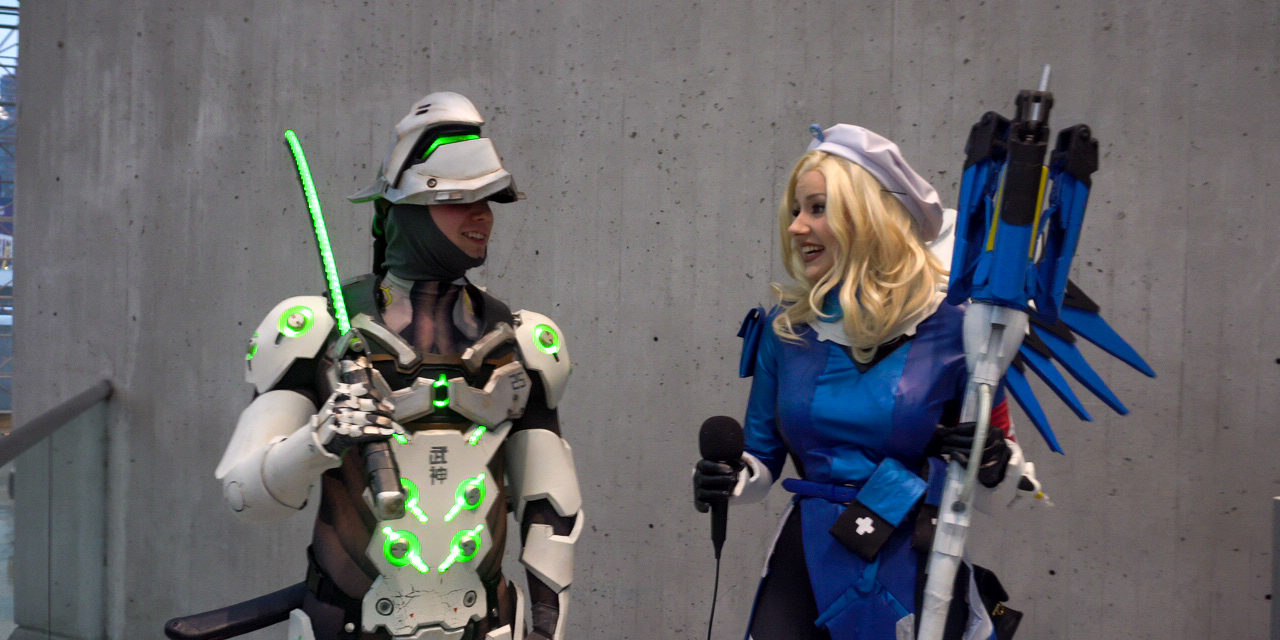Love, Video Games and Cosplay