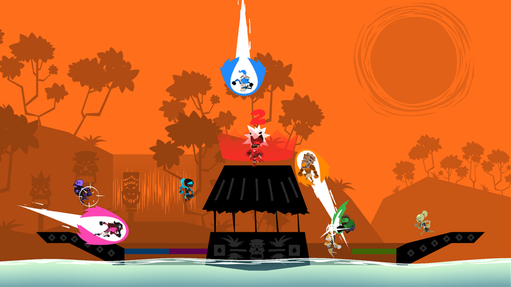 Runbow Coming Soon to Switch & PS4