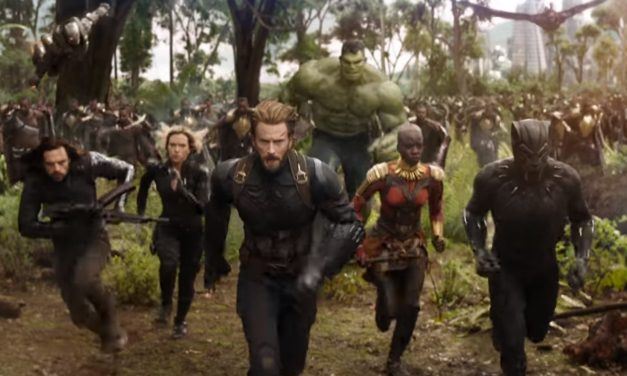 Avengers Infinity War Out Now