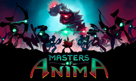 Masters of Anima is available today!