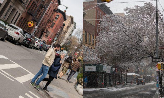 Spring In The West Village