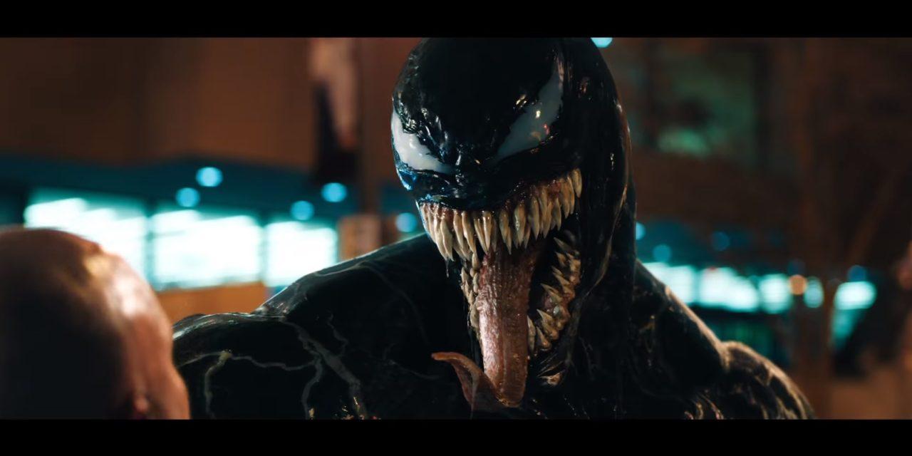 Tom Hardy Turning into Venom