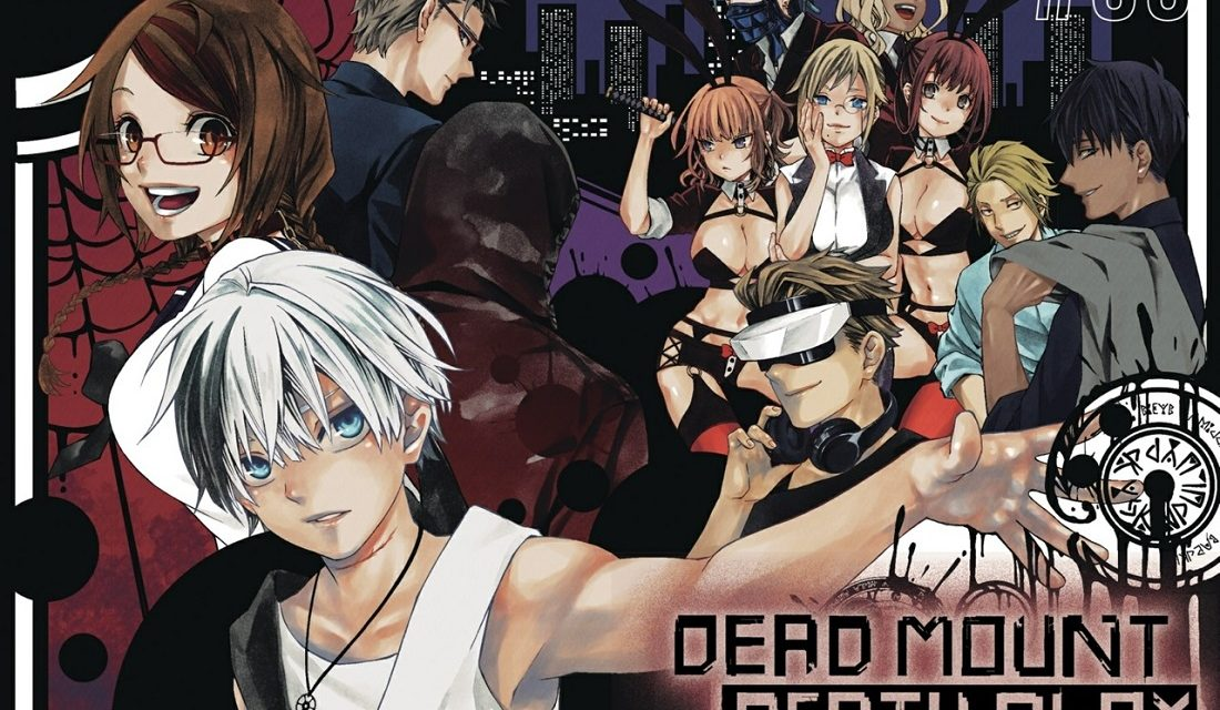DEAD MOUNT DEATH PLAY #3 Review