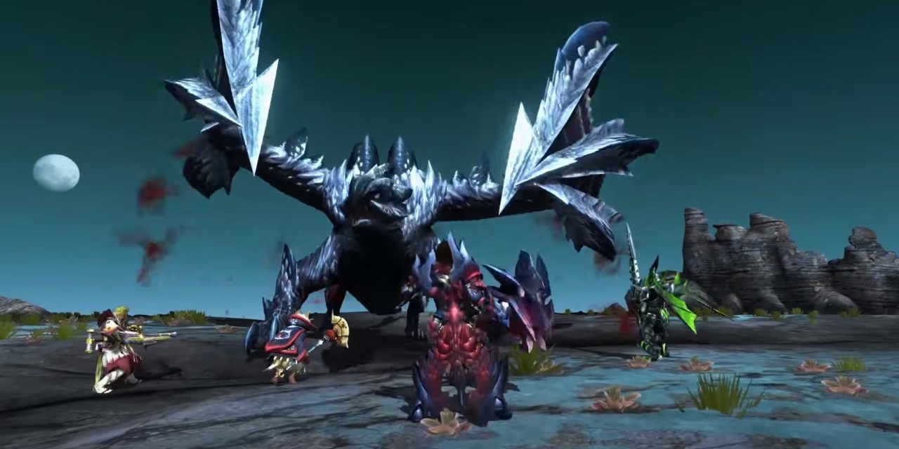 Monster Hunter Generations Ultimate Announcement