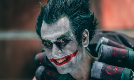 Junkrat Joker Cosplay