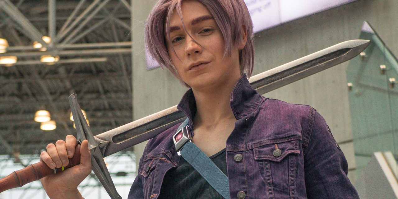 Future Trunks Cosplay