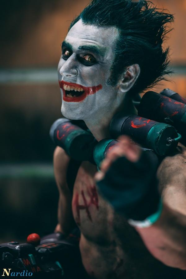 Ponzol Junkrat Joker KindaKon 003