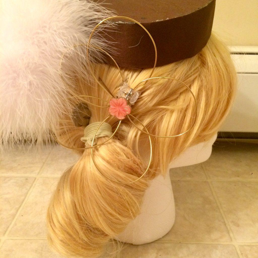 Ekalys Cos - Mami Cosplay Tutorial - hat and soul gem