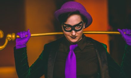 Riddler Cosplay Perfection