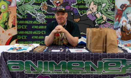 AnimeNext Staff Interview: Head of Registration
