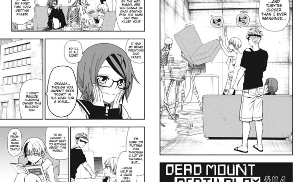 DEAD MOUNT DEATH PLAY #4 REVIEW