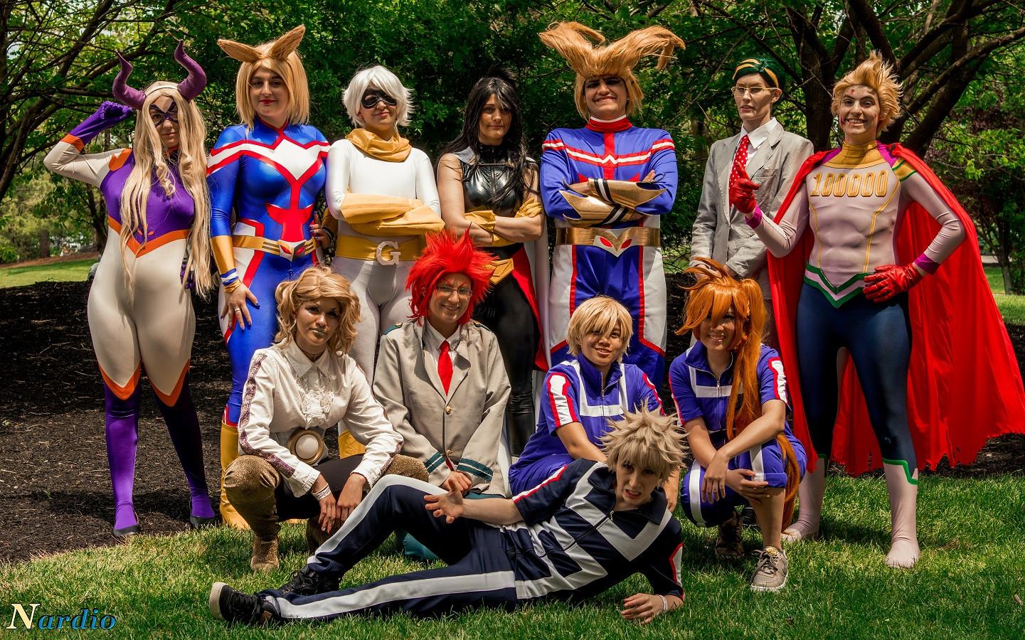 AnimeNext 2018 My Hero Academia