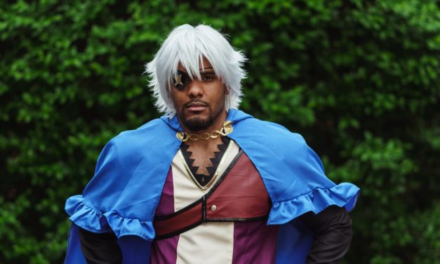 Turnbuckle Cosplays In Niles Fire Emblem Cosplay