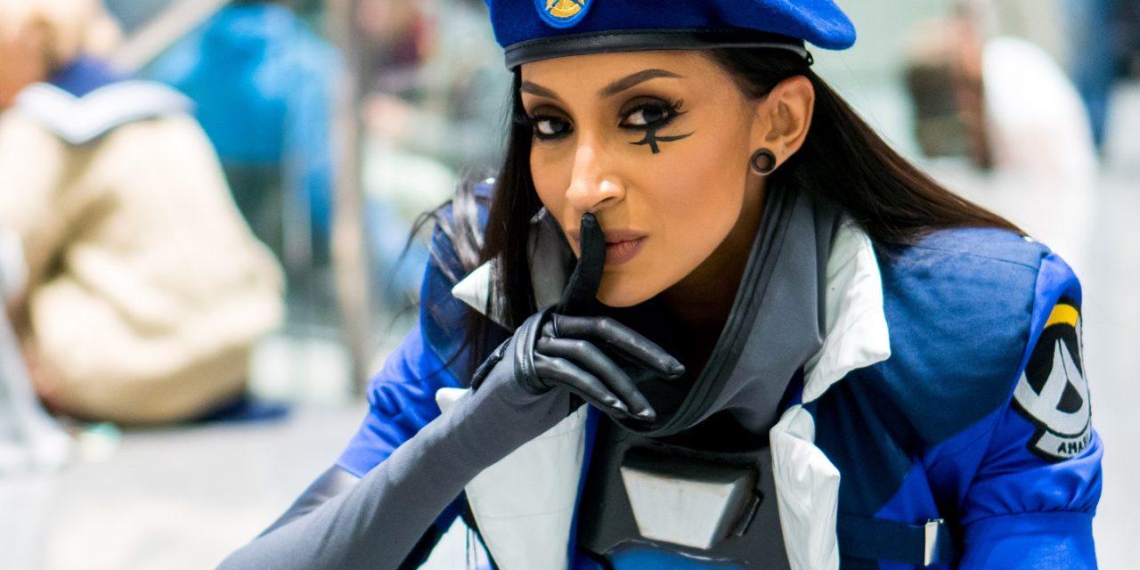 Ana Overwatch Cosplay