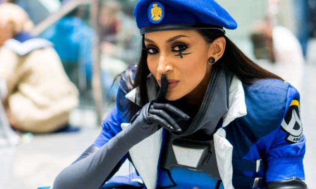 Ana Overwatch Cosplay