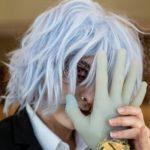 Tomura Shigaraki Cosplay At DerpyCon