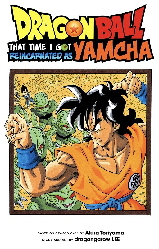 Dragon Ball That Time I Got Reincarnated as Yamcha Main
