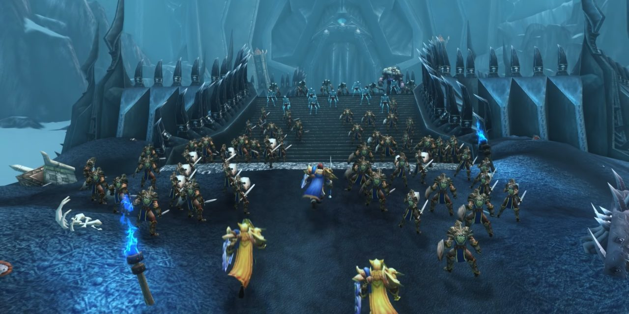 Wrathgate Remaster Is Amazing