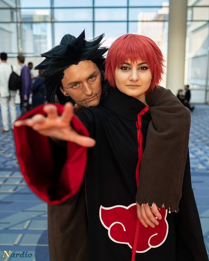 Akatsuki Sasori Cosplay Couple