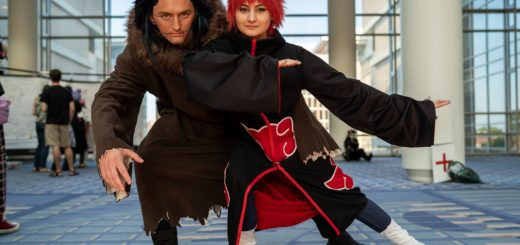 Akatsuki Sasori Cosplay Couple 001