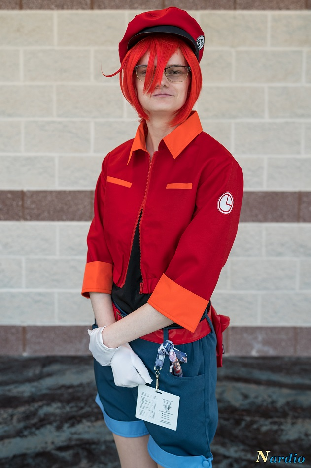 Cells at Work Cosplay Couple AnimeNext, RoninWolf Cosplay