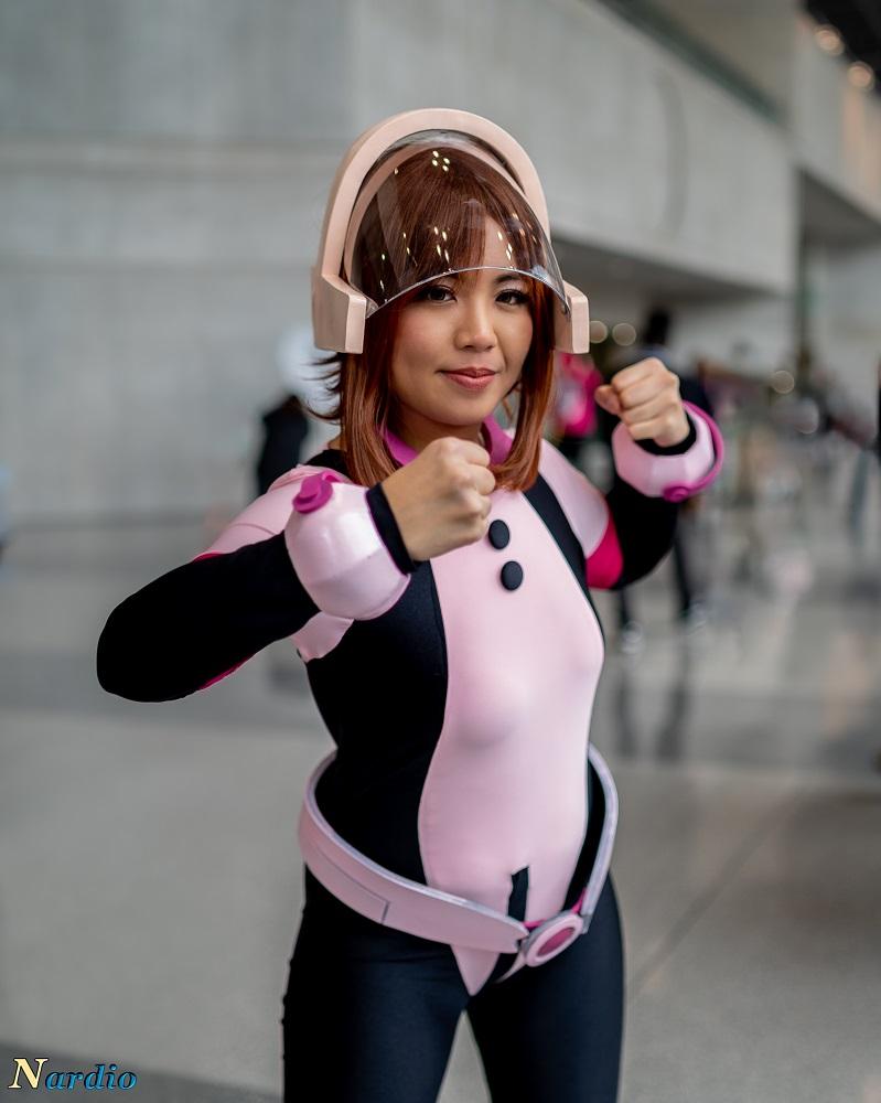 Ochako Uraraka cosplay