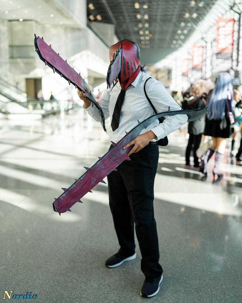Chainsaw Man Cosplay